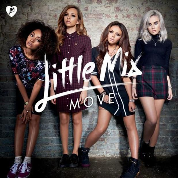 Little Mix - 6th Single - Move