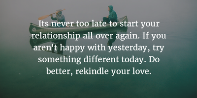 Delighfully Heartwarming Rekindled Love Quotes - EnkiQuotes ...