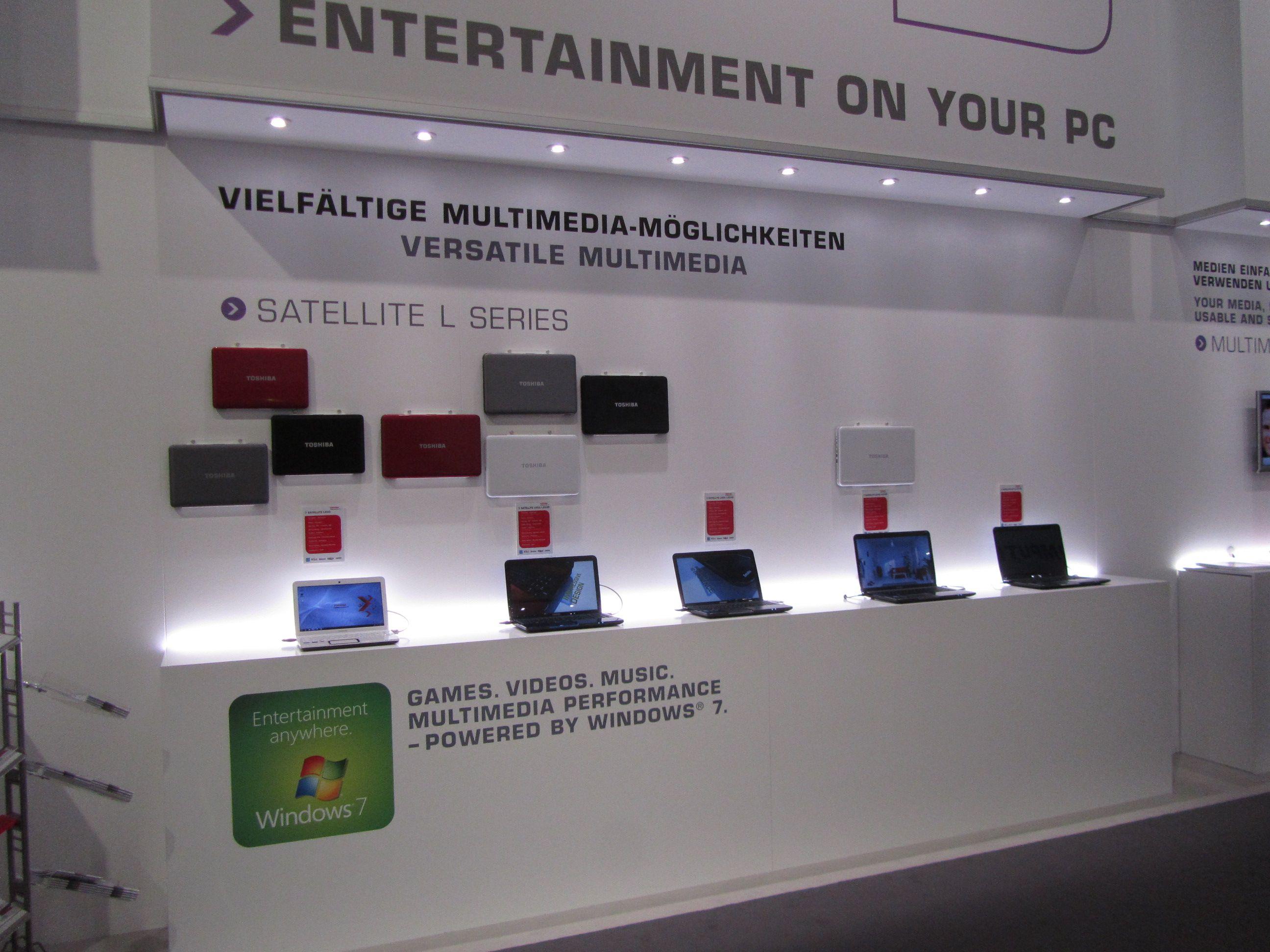 Multimedia Ausstellung Berlin
