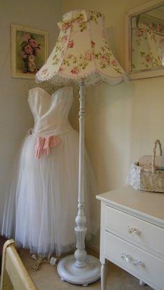 Fancy Black And White Shabby Chic Floor Lamps Lamp Uk