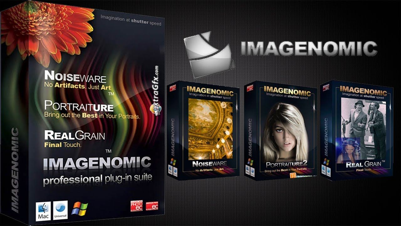 Brugpic com - Imagenomic Noiseware Professional is software to