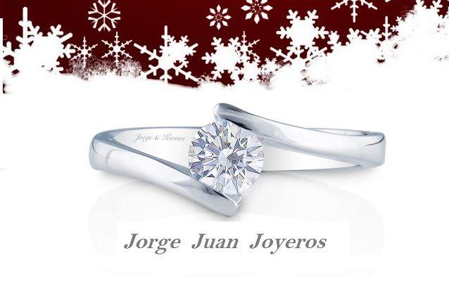 8e75036fad53 Anillo de Compromiso y Diamante de Jorge Juan Joyero