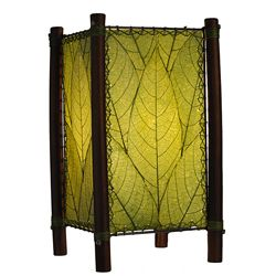 green fortune leaf green table lamp philippines shopping great