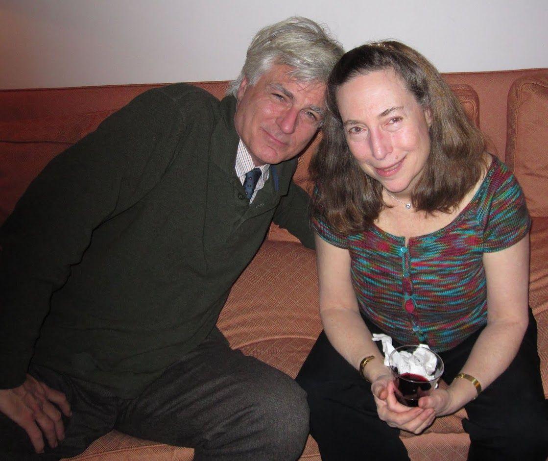 Bryan miller and cake bible author rose levy beranbaum at