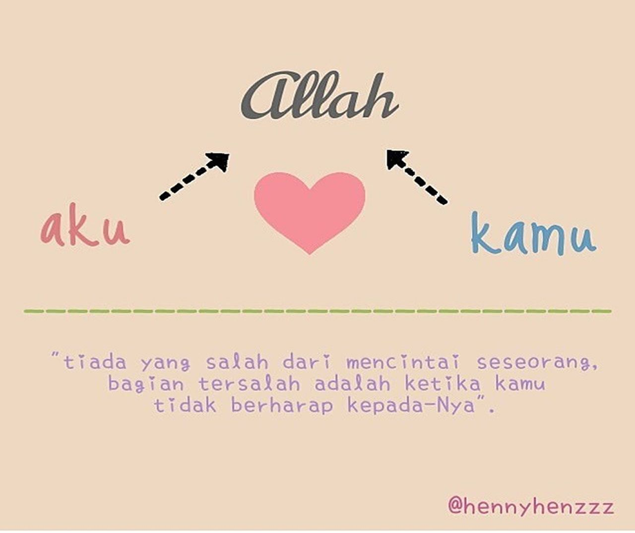 Allah Aku Kamu Cinta Love Jpg 1280 1075 Words Home Decor