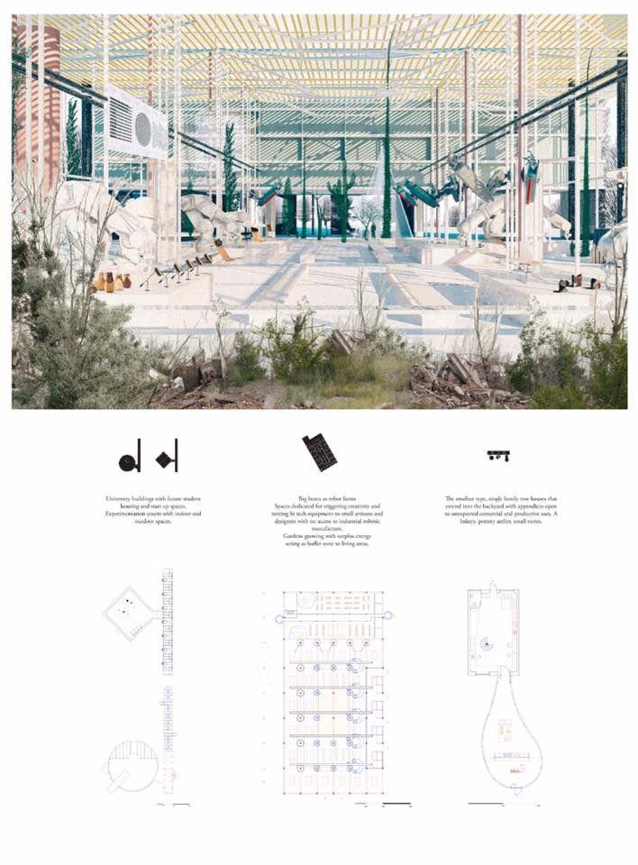 rendu #architektonischepräsentation