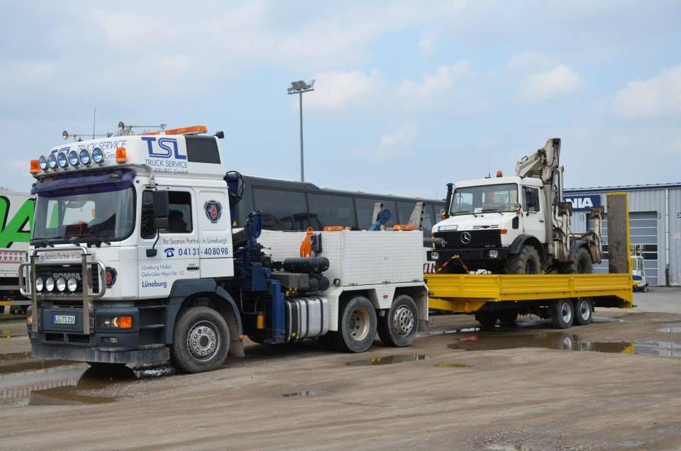 TSL Truck Service Lüneburg Gmbh | Lkw, Trucks und Transporter