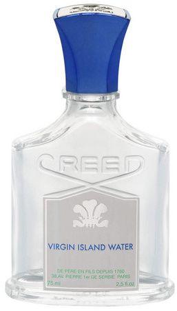 creed virgin island water seife