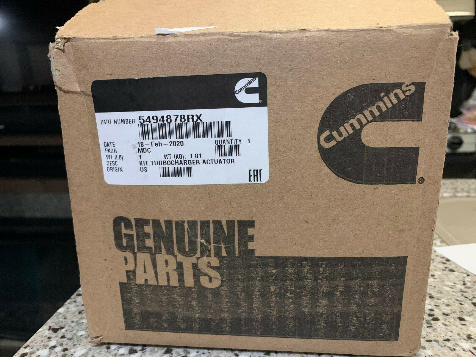 Cummins Actuator Actuator Cummins Overnight Shipping