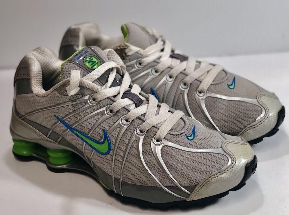 cb4044026b66 VTG 2008 Nike Shox Turbo VII Womens Sz 7.5 US Running Training Athletic  Shoes OG  fashion  clothing  shoes  accessories  womensshoes  athleticshoes  (ebay ...