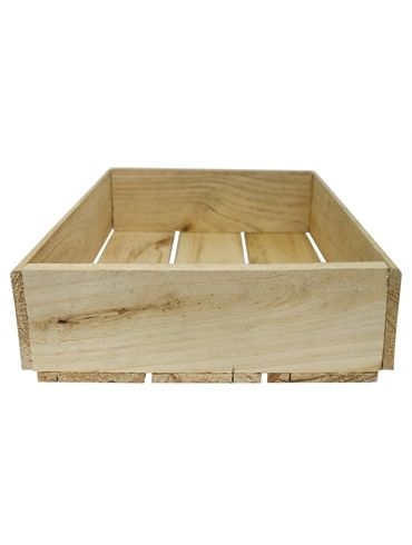 Wooden Crate Small No Handles Display Decoration Crates Wooden Crate Pallet Display