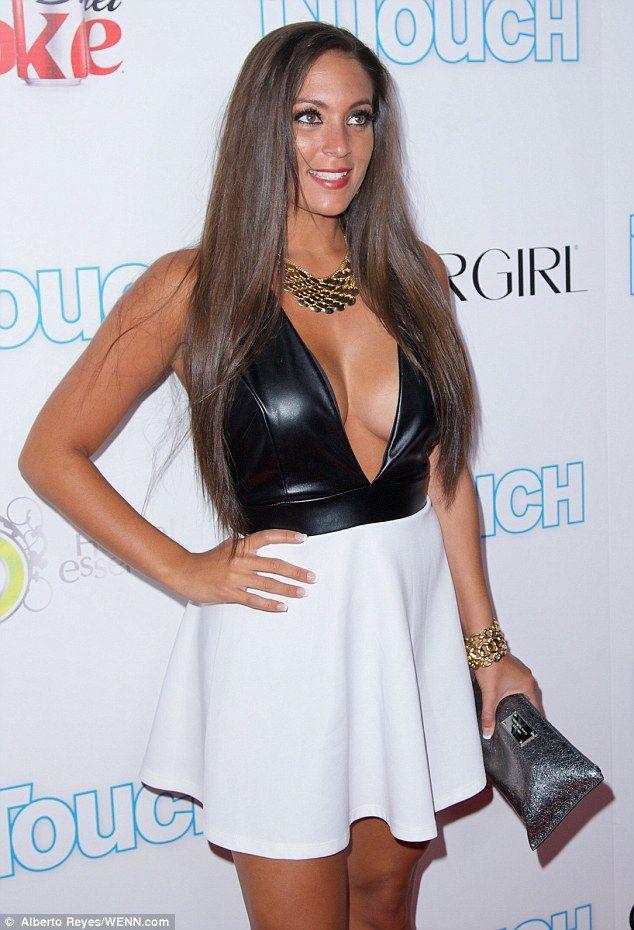 Sammi Sweetheart Giancola Black Dress