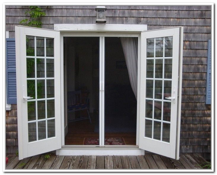 Pin by terri lindahl castro on krystle palace french - Traditional french doors exterior ...