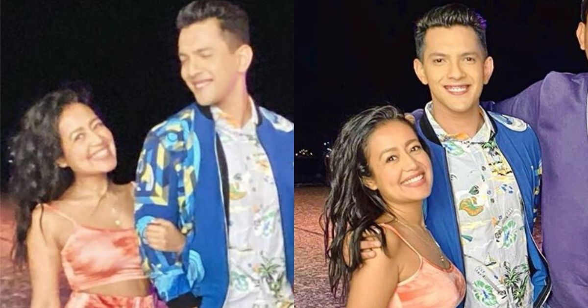 Neha Kakkar And Aditya Narayan Paint Goa Red With Their Love See Pics Aditya Narayan Neha Kakkar News In 2020 Neha Kakkar Pics Indian Idol