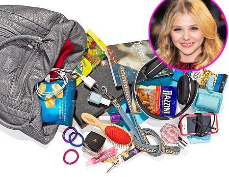 1130819d66 Chloe Grace Moretz  What s in My Bag  - Us Weekly