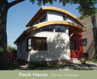 finch house passive solar remodel denver colorado sustainablearchitecture - Colorado Home Design