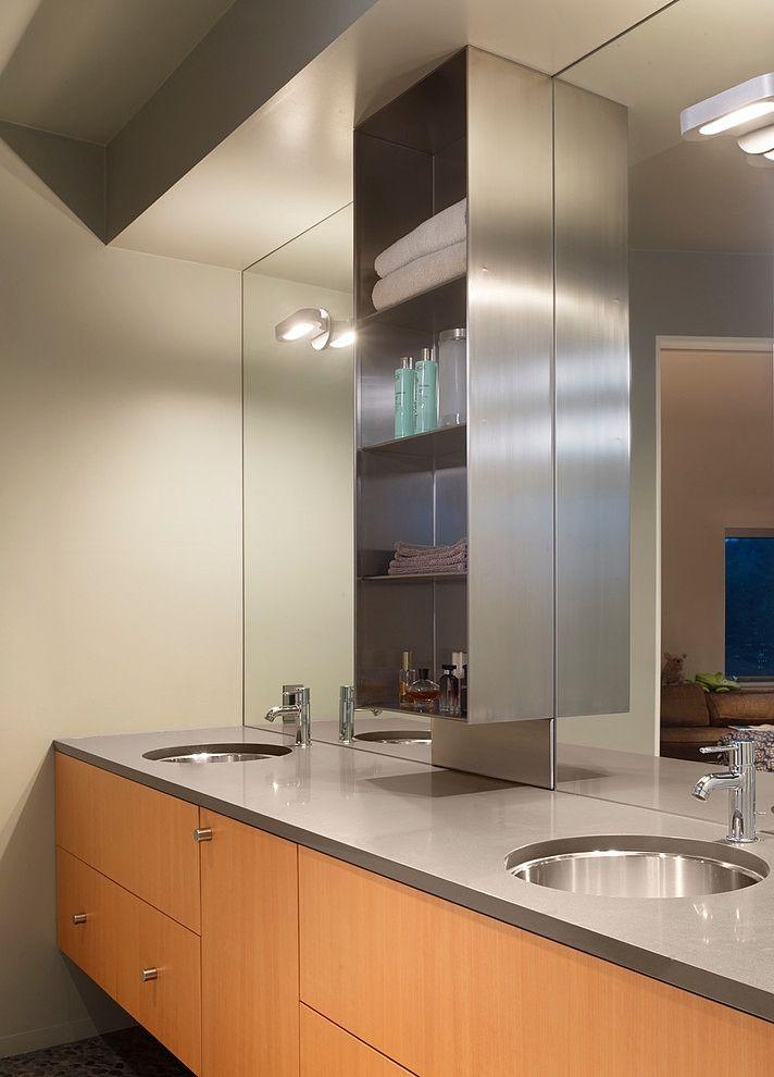 Muir Beach Residence By Jerry Kler Associate Architects Homeadore Modern Baths House Interior Small House Design