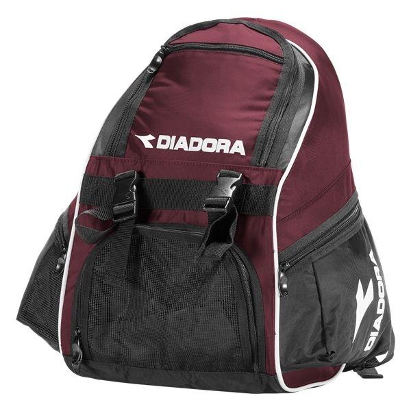 120920987 Diadora Squadra Backpack-black   Products   Pinterest