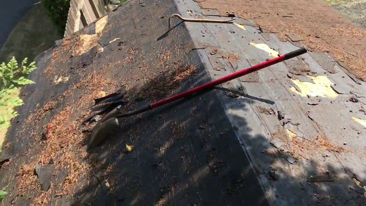 Diy Shed Roof Replacement Osb Plywood And Shingles Shed Roof Shingling Roofing Diy