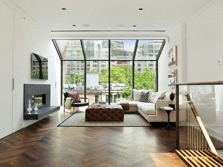 Minimalistisch Interieur Serre : Serre inspiratie extensions verandas and interiors