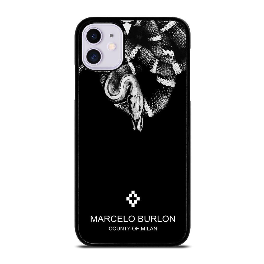 Marcelo Burlon Snake 1 Iphone 11 Case