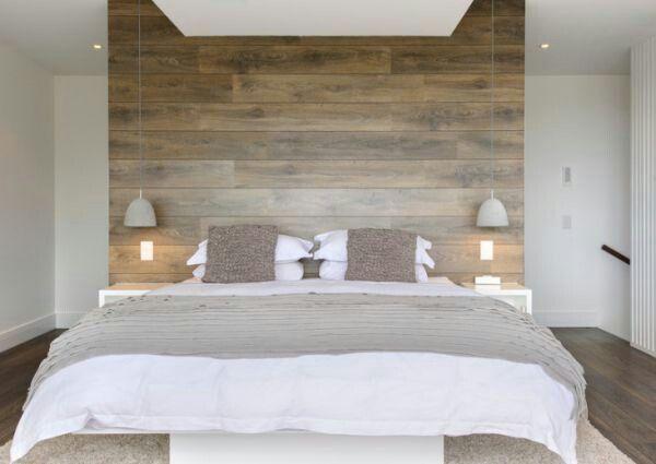 Holzwand Wohnen, Wohnung, Kleines schlafzimmer