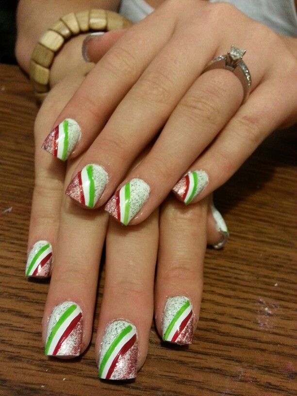 Italian Nails For My Crazy Sister Pinterest