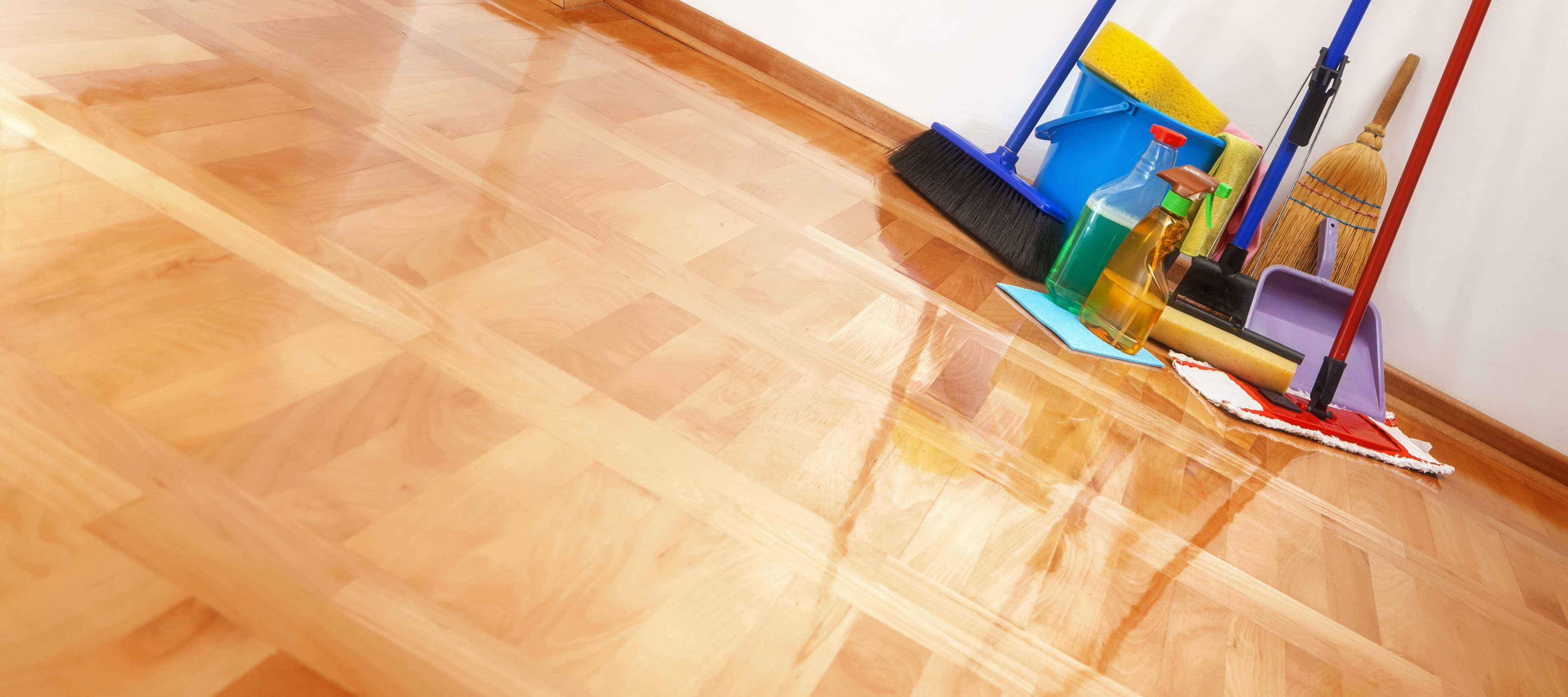 How to Wax Floors Professional Cleaning Services in