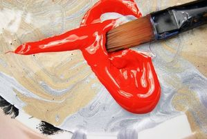 What Is The Difference Between Acrylic Amp Tempera Paint