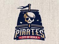 City Of Ocala Pirates Pirates Ocala City