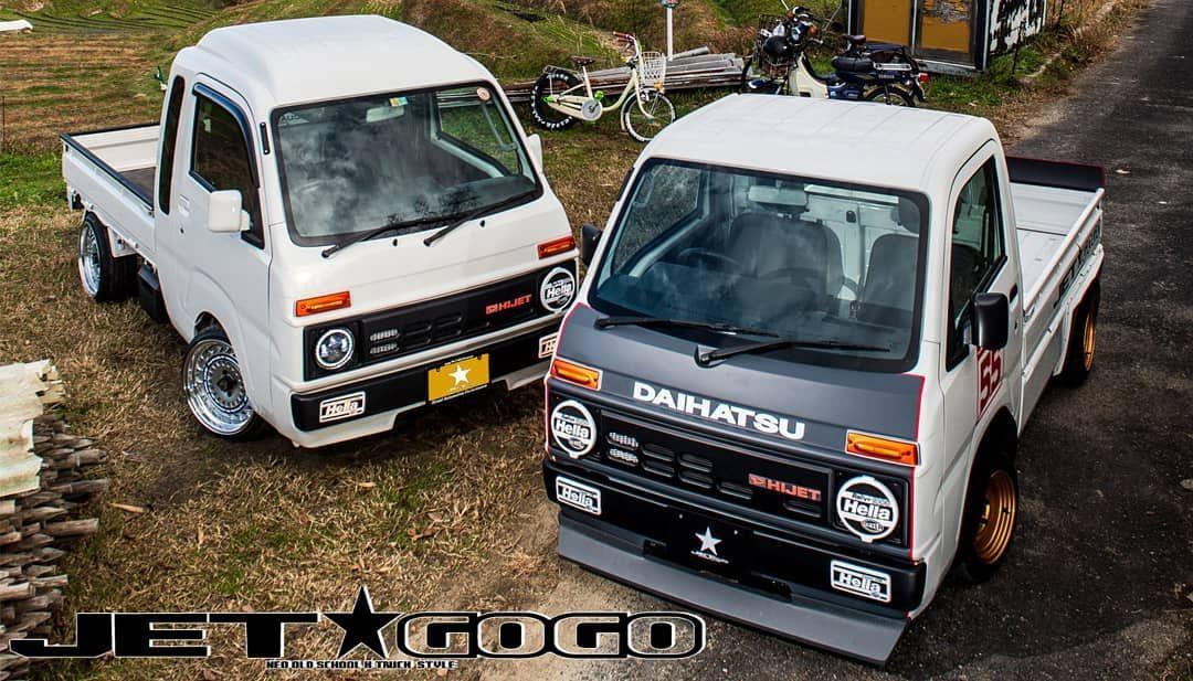 Modifikasi Mobil Hijet 1000 Pick Up