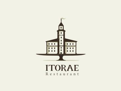 Itorae Restaurant LOGO by Rafał Urbański