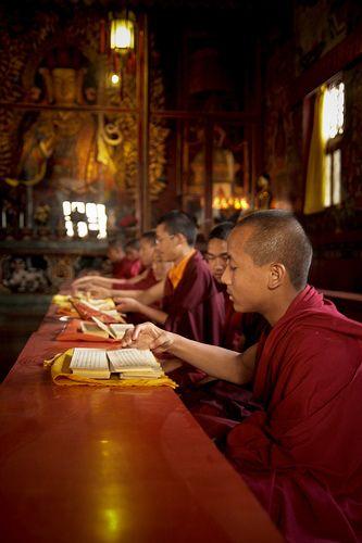 Bouddhanath Gompa Nepal