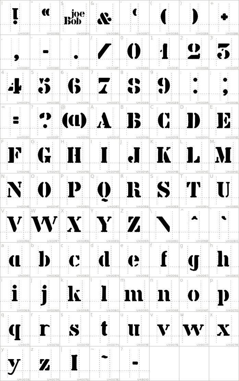 BillieKid Font 1001 Fonts