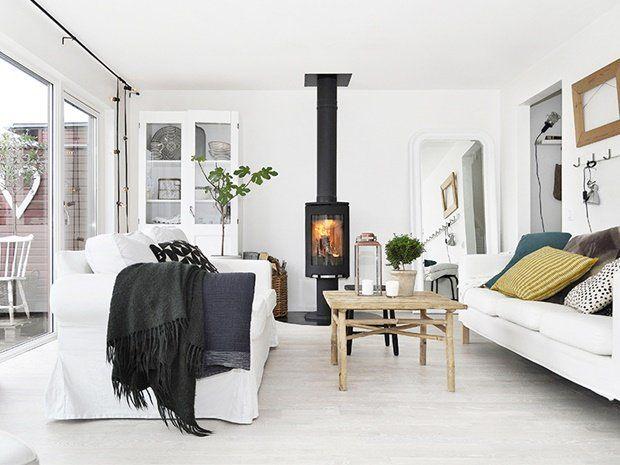 casas moderna vintage