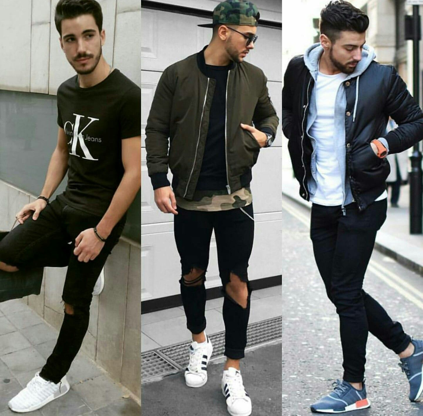 Pin en Men outfit style (formal and non formal)
