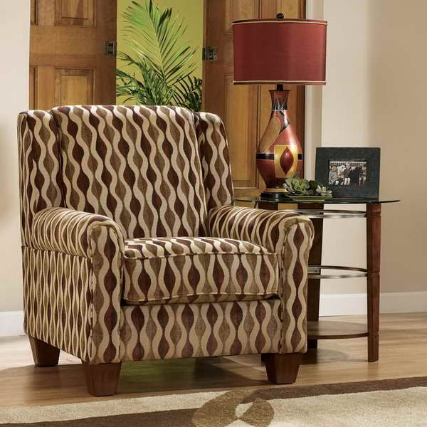 wwwgiesendesign ikea chair with accent floor rug