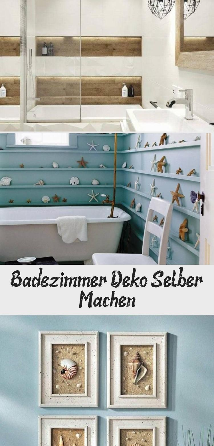 Deko Ideen Badezimmer Deko Selber Machen