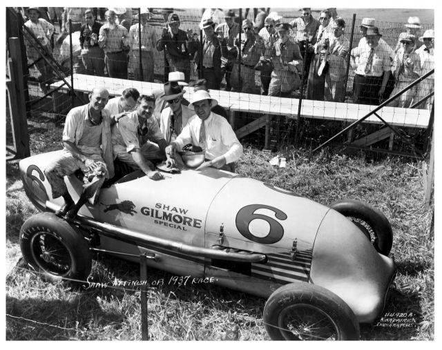 Image result for wilbur shaw indy 500