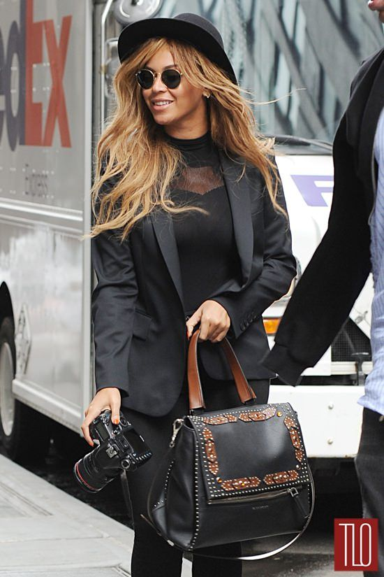 Beyonce in New York City