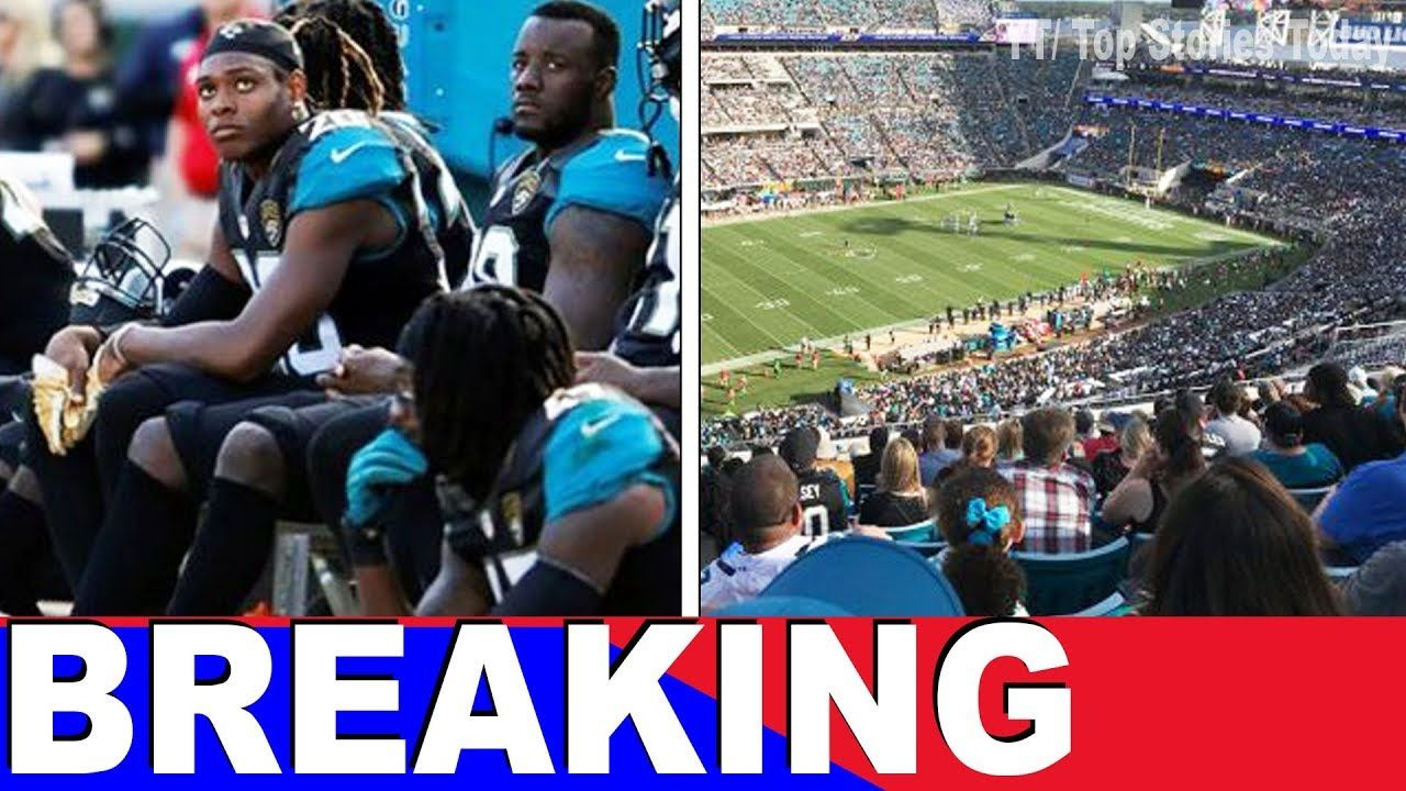 Nfl Kneeling Jaguar Rams Players Horrified By What They See Overhead Anthem Protest My Fellow Americans Boycott Hollywood