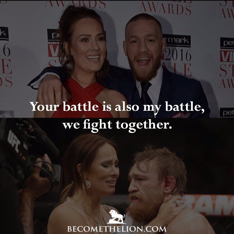Your Partner Is Your Biggest Investment If You Are Ready To Settle Down Or If You Have Already Settl Partner Quotes Conor Mcgregor Quotes Inspirational Quotes