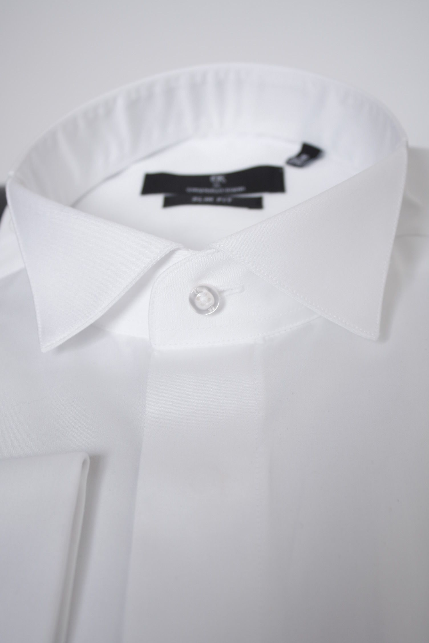 Achetez votre chemise col cassé en pur coton chez LNASTOCK - Elégance et  qualité assurée pour les cérémonies, mariages ou soirées 7946618a7b79