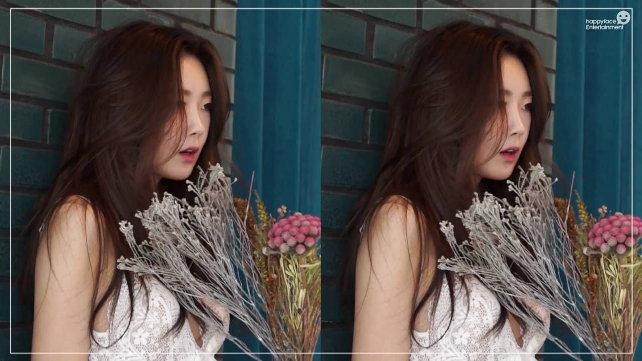 [수빈] Digital Single Part.1 [꽃] 자켓 메이킹