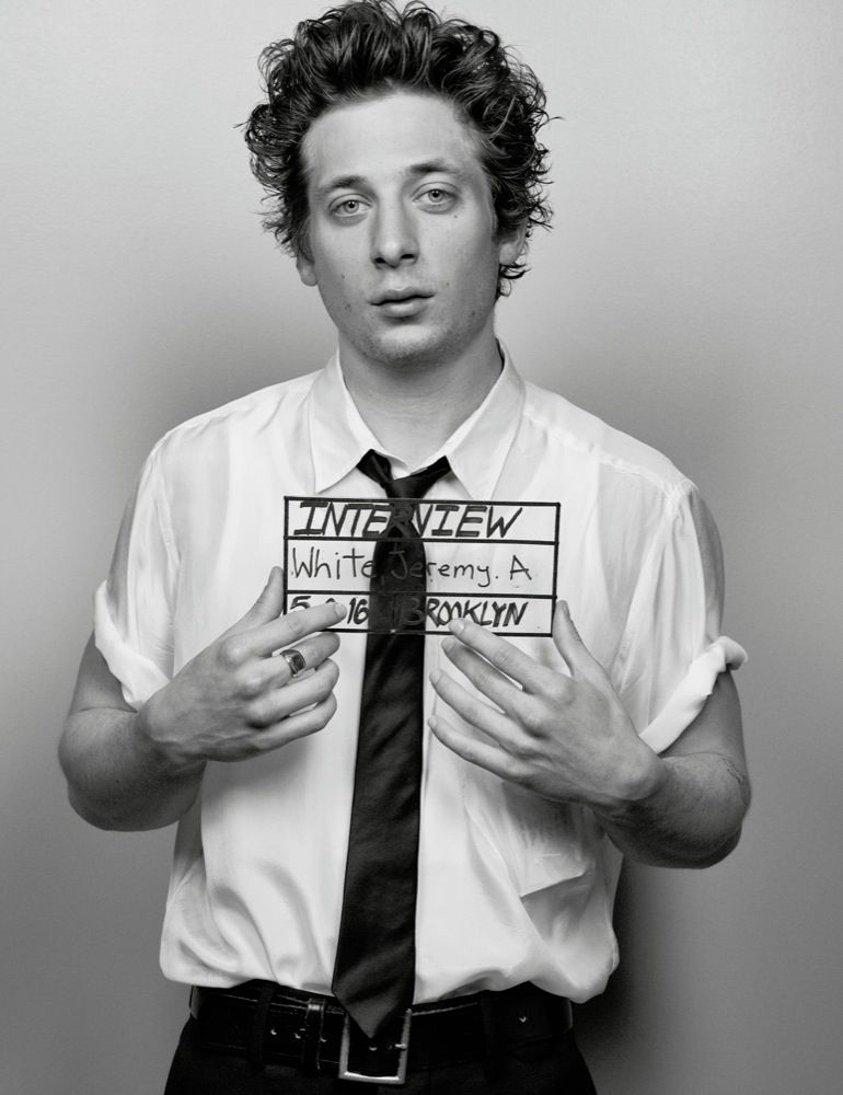 jeremy allen white instagram official
