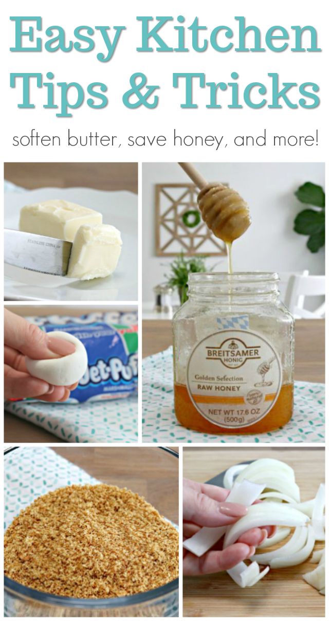 Photo of How to Soften Butter Quickly and More Easy Kitchen Tips