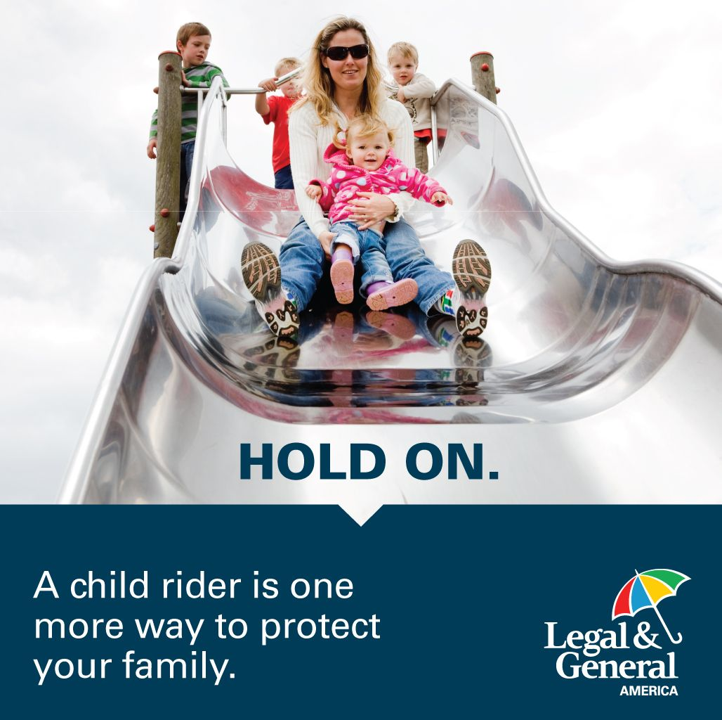 A Child Rider On Your Life Insurance Policy Is One More Way To