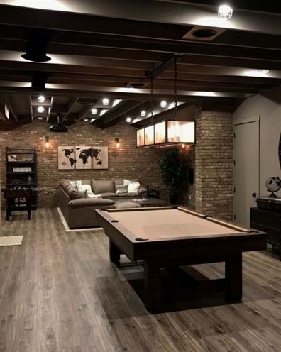Ceiling for basement comes in various types depends on the function