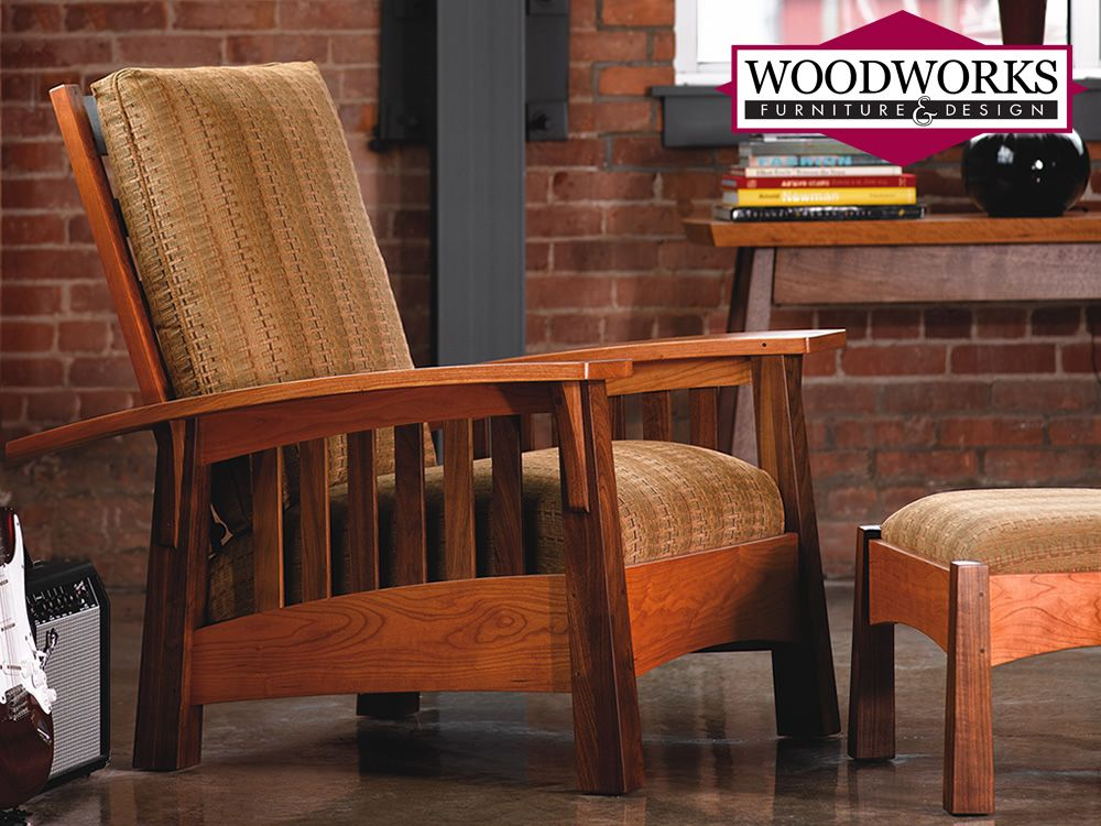 The Construction, Finish, And Enduring Value Of Stickley Furniture, Now  Available At Woodworks