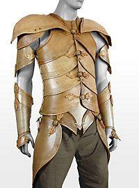 Elf Leather Armor oak